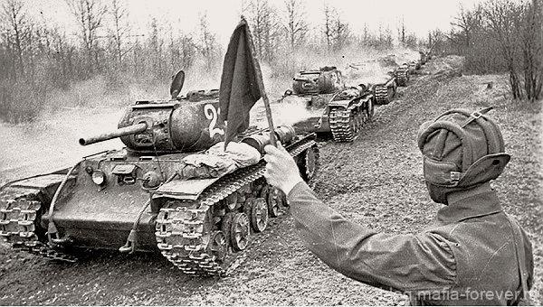 Легендарные русские танки