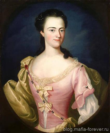 «Джейн Браун», 1756 г.