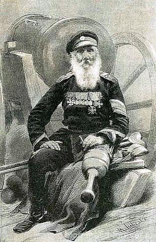Ветеран 10 войн Василий Николаевич Кочетков