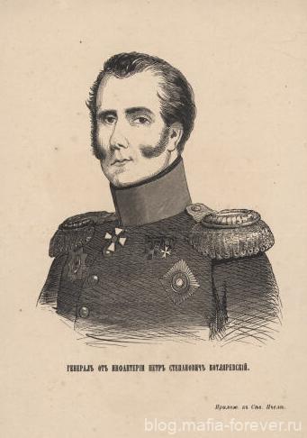 Пётр Степанович Котляревский