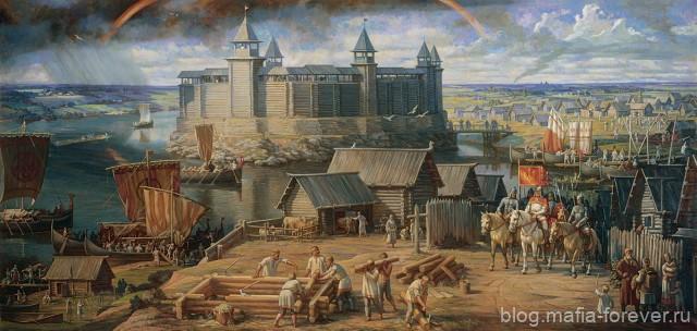 Пару слов о Киевской Руси