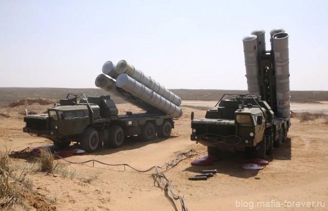 Сирия получит С-300
