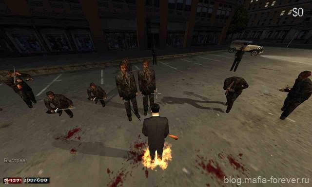 City Gangster Mod