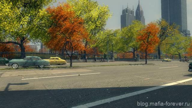 Осень в Эмпайр-Бэе