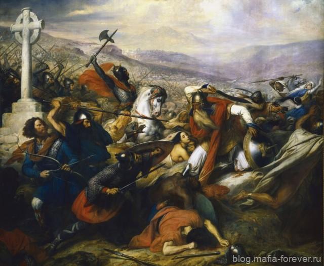 Шестой рейх и варварские королевства