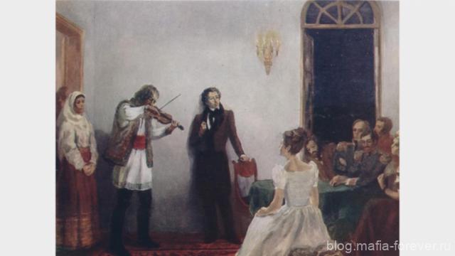 Пушкин в Молдавии