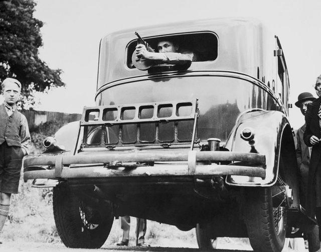 Автомобиль Капоне