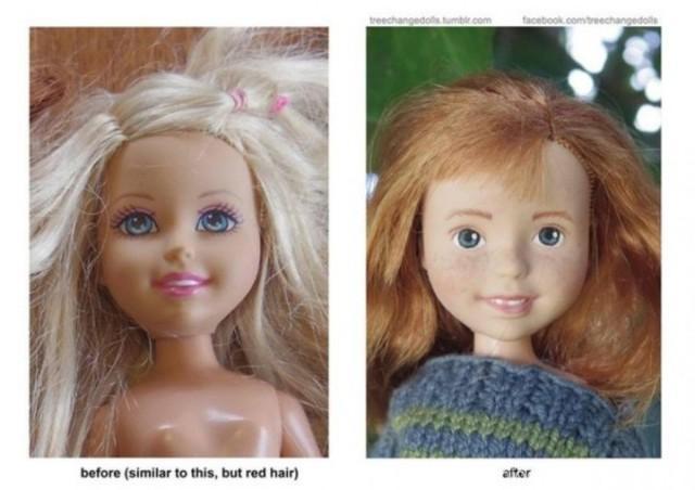 Настоящие куколки
