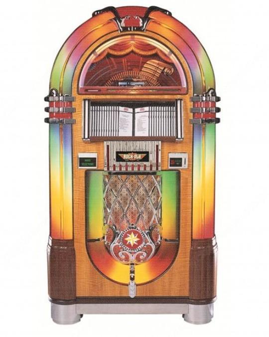Музыкальные автоматы Рок-Ола