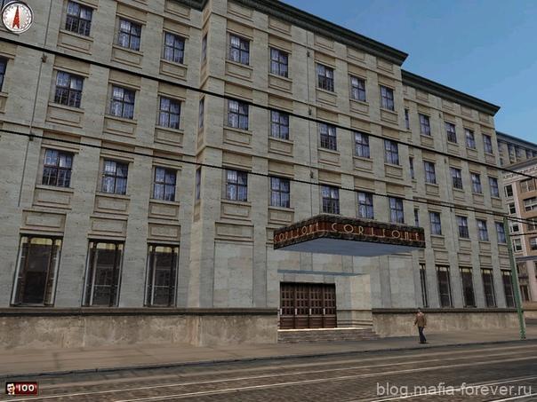 Отель Корлеоне
