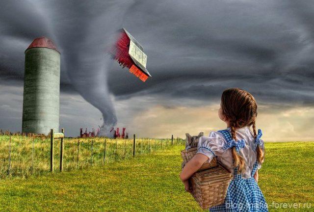 Ураган предательства