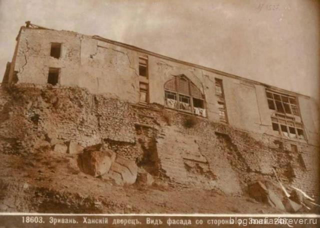 Как русские освободили Ереван