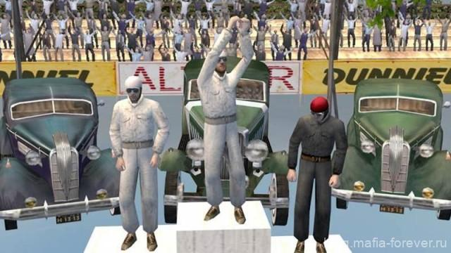 Mafia Braingib Racing Mod