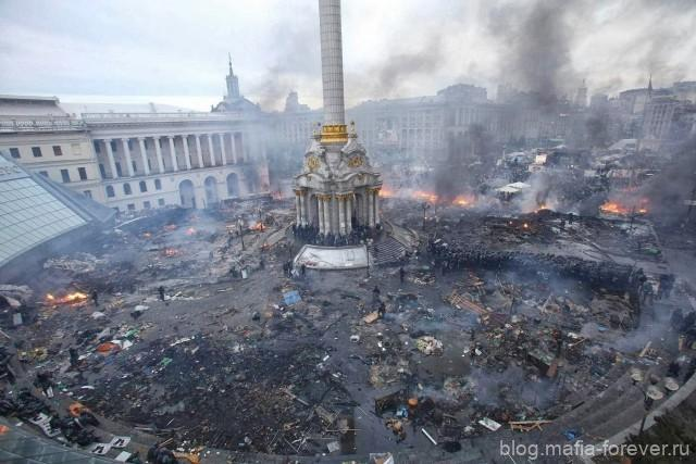 Майдан и Украина