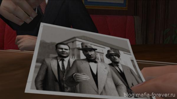 Преступные боссы Mafia: The City Of Lost Heaven