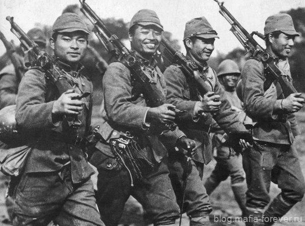 Самураи Второй Мировой
