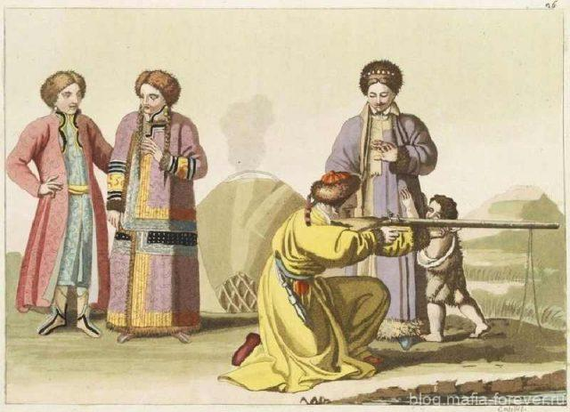Нереальная история Великой Тартарии