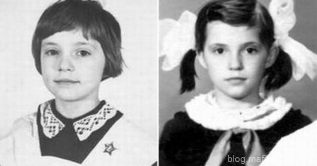Тимошенко в школе