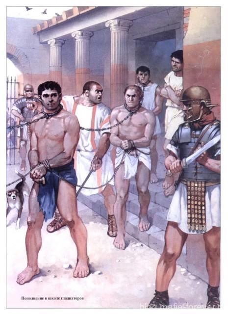 О работорговле в Римской Республике