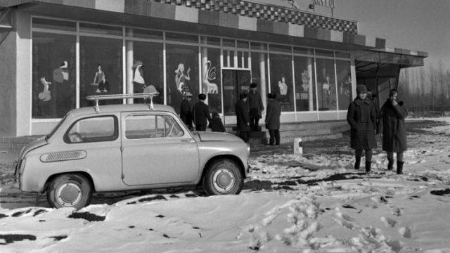 История первой советской малолитрижки